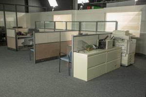 office standing set sound stage la