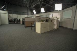 office cubicles standing set la
