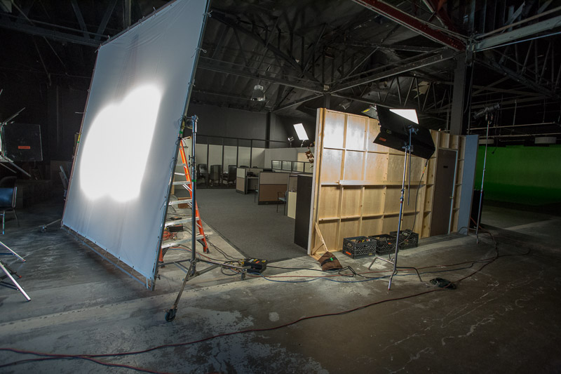 office space for filming in la