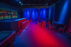 bar sound stage in la