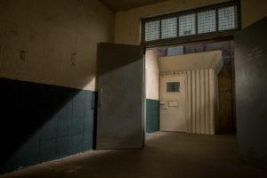 prison film set los angeles