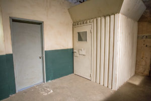 solitary prison cell for filming los angeles