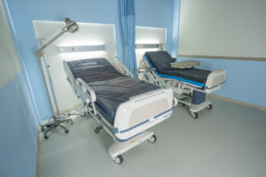 hospital for filming in los angeles