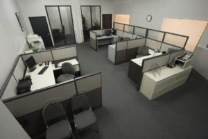 office for filming in los angeles