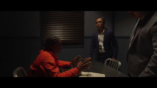 The-Boy-Maca-Music-Video-Interrogation-room-set